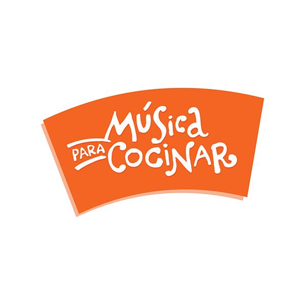 recetarios musica para cocinar on behance