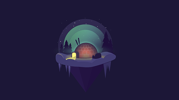 Flolo- The floating igloo