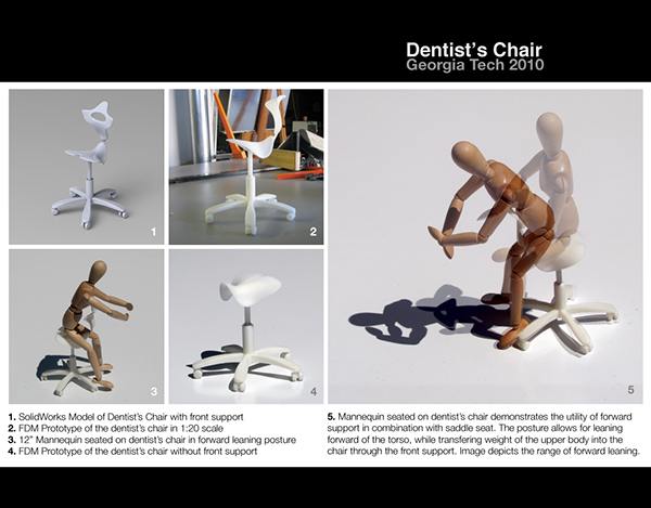 Dentist S Chair On Behance
