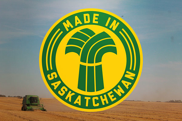 logo Logo Design Saskatchewan Made In Saskatchewan Brand Design