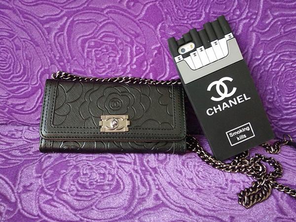 Coque Iphone  Chanel Cigarette