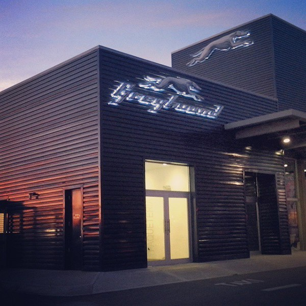 Greyhound Bus Station, Nuevo Laredo On Behance