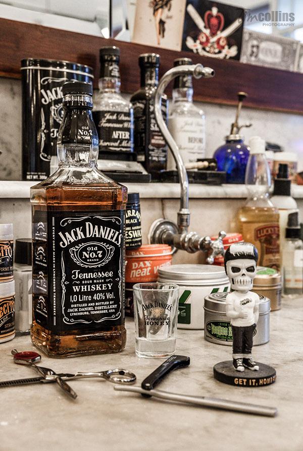 Barbershop Jack : ... to be back at