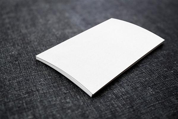 Business Card Mockup - Denim Background on Behance
