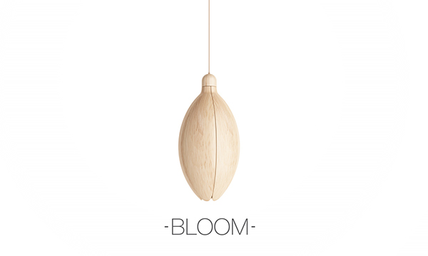 BLOOM - Spectacular Lamp Concept