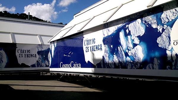 Exhibition ,exhibitiondesign,Exposición,gráficaexpositiva,artico,itinerante,museum