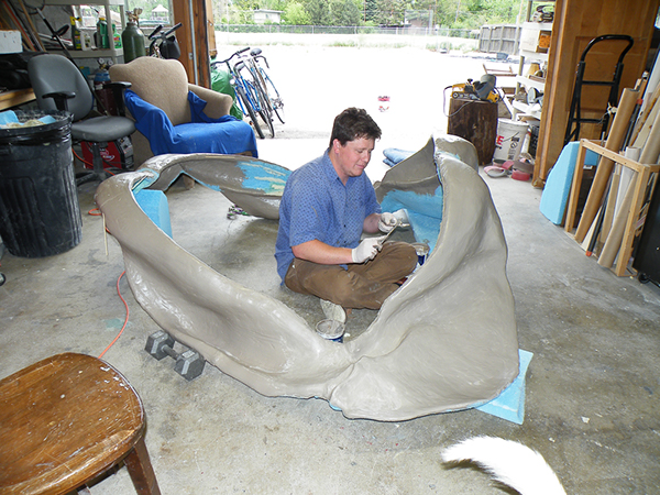 Megalodon Shark Jaw on RISD Portfolios