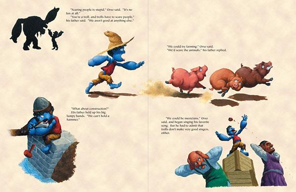 book publishing juvenile Picture fairy tale prepress