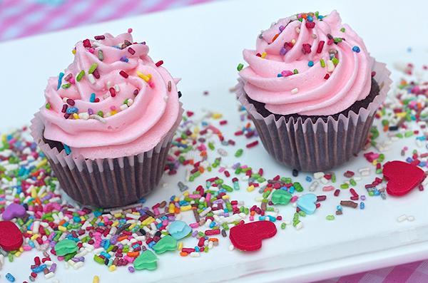 mon caprice Food  cupcakes