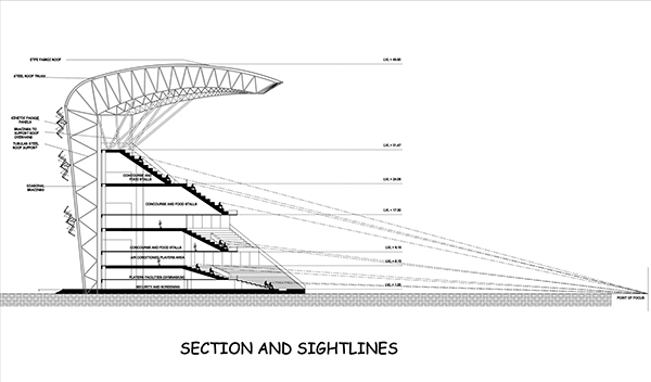 architecture thesis sports complex Thesis: entertainment sports complex architecture drawing thesis investigation proposal duality between sport space and theatre space architecture 1 46.