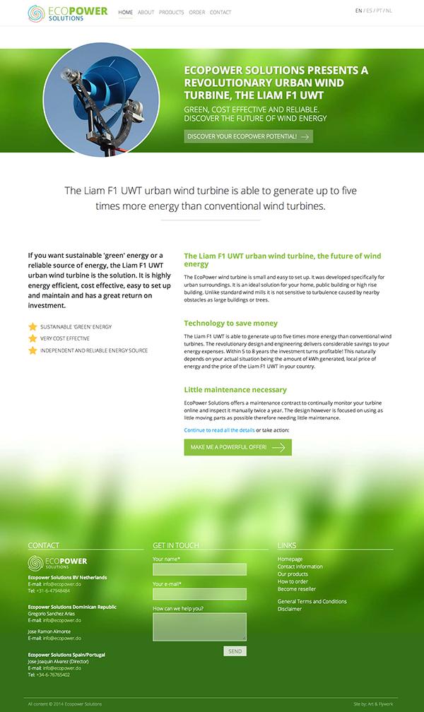 responsive website Brand Design