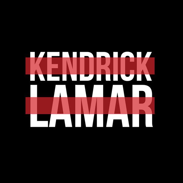 Kendrick Lamar Mock-Website on Behance