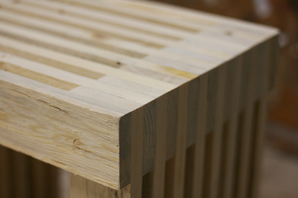 stool wood recycle Pallet