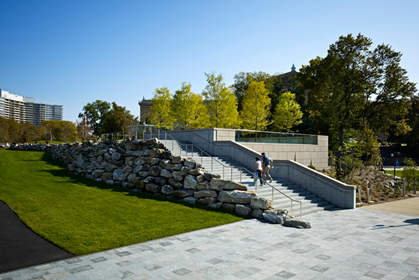 Anne D Harnoncourt Sculpture Garden On The National Design