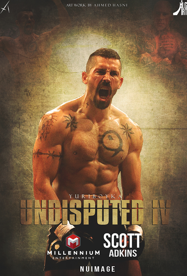 Undisputed 4 Full Movie German