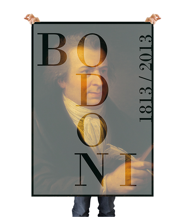 Bicentenary Death Of Giambattista Bodoni // Poster On AIGA