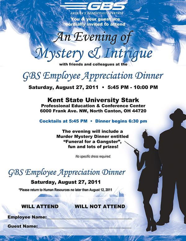 Murder Mystery Dinner Invitation as best invitations example
