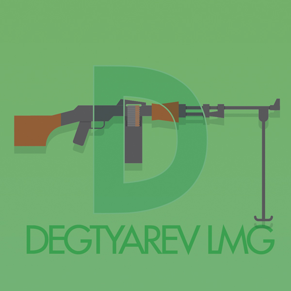 Vector Illustration weapons