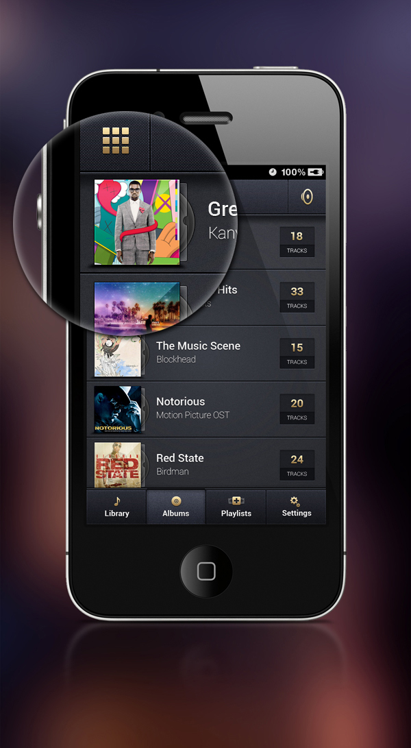 12 Best iPhone Music Player Apps You Should Try in | Beebom