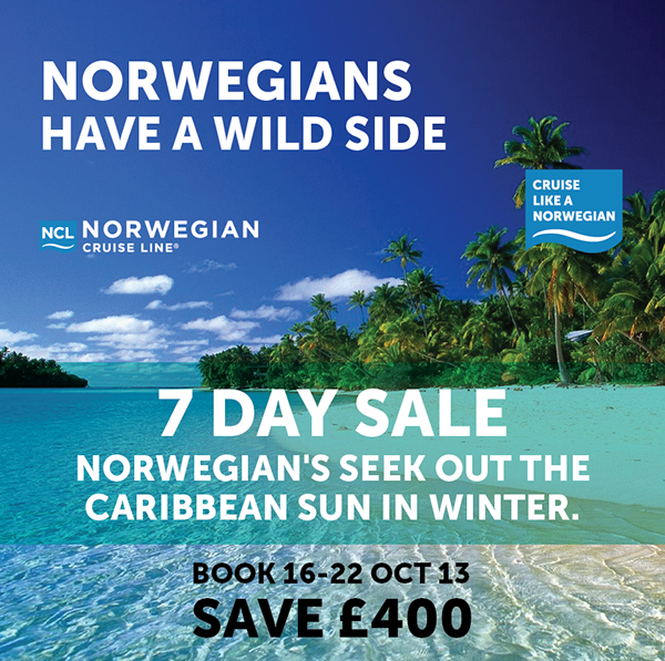norwegian cruise  u2022 flyer    email campaign on behance