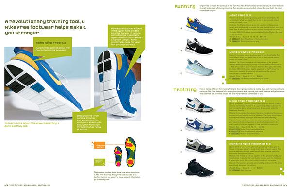 Libre Catalogues Nike