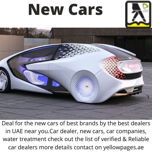 New Cars Dealership & Managemnet on Yellowpages.ae