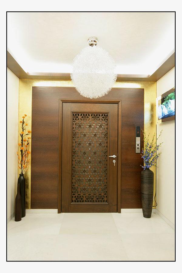 Residence on behance for Outside main door design