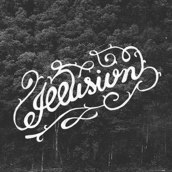type lettering Handlettering Collection part 1