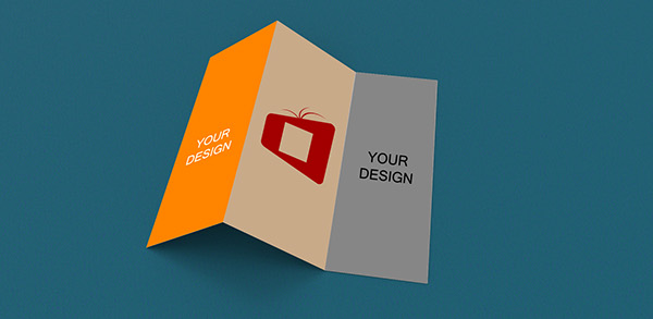 Free Tri Fold Brochure Template On Behance