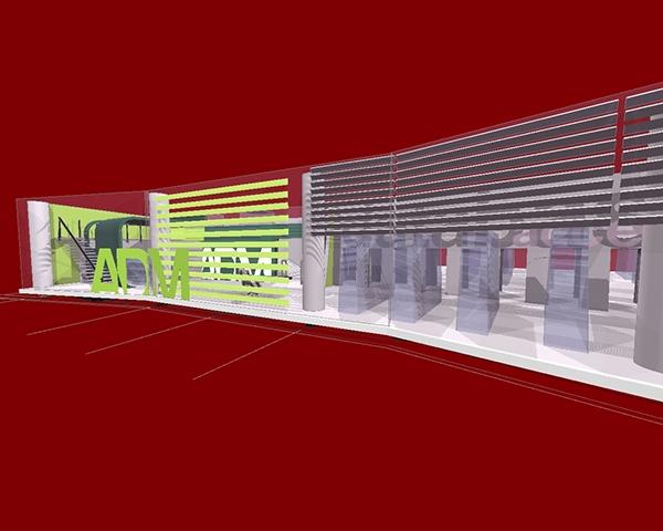 Stanley Kubrick library art design media