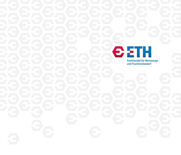 Eth Logo Briefpapier Visitenkarte On Student Show