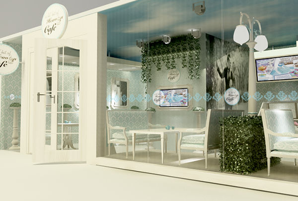 SIMPLE CAFE on Behance