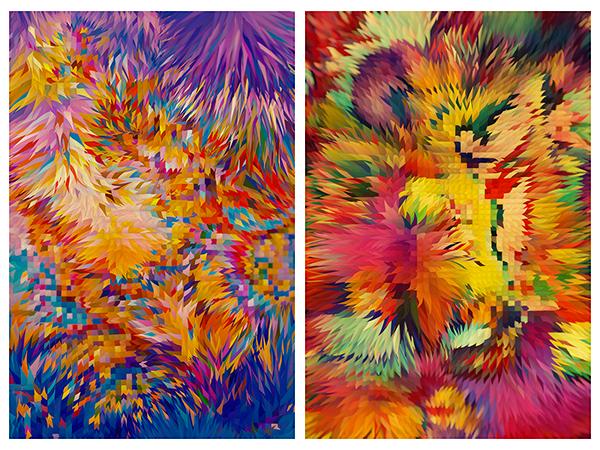 Studies in Color by JR Schmidt