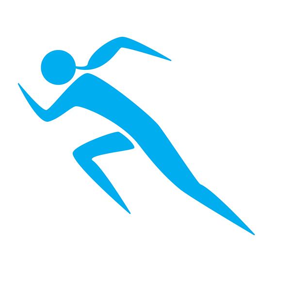 Stick Figure Logo Design