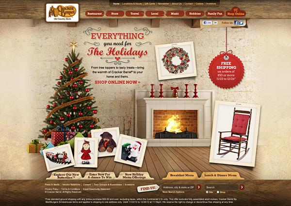 visit the cracker barrel e commerce site - Cracker Barrel Christmas Eve Hours
