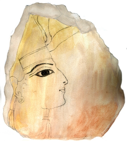 Dessins personnels personal drawings on behance - Peinture sur papier peint ...