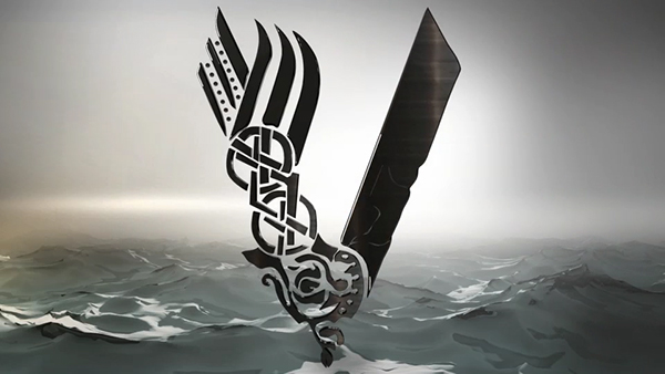 VIKINGS History Channel On Behance