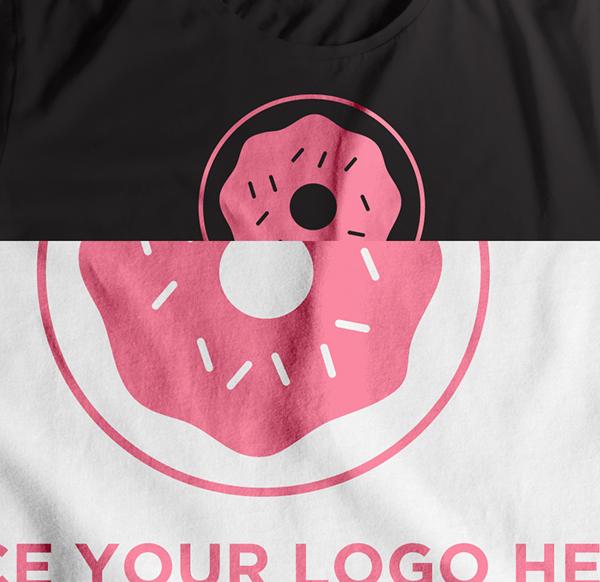 freebie freebies freemockup free t-shirt design T-Shirtdesign psd photoshop stamp
