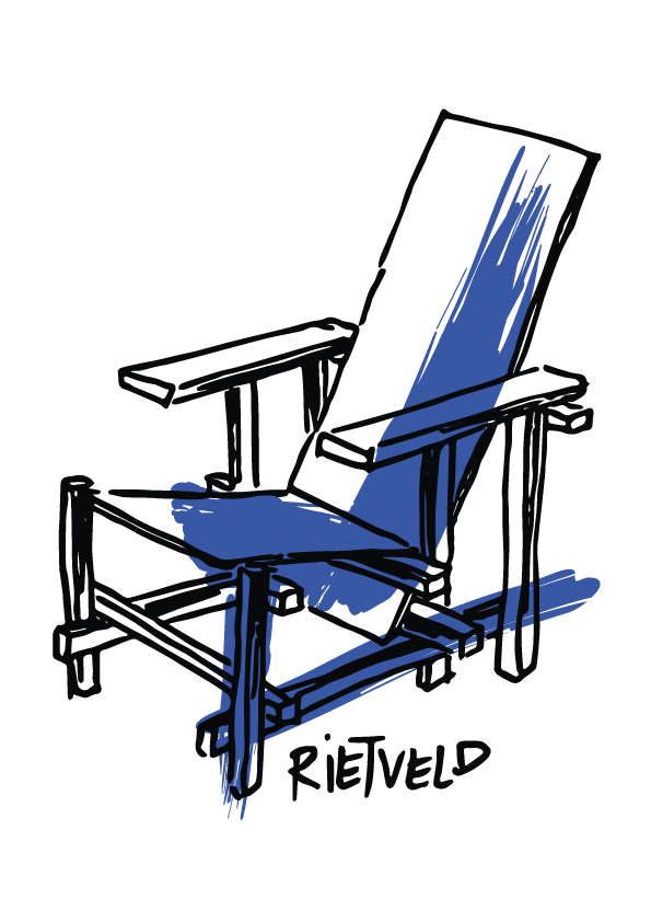 chair designers alphabet on behance