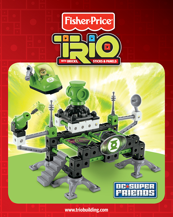 Fisher Price Trio Instruction Manuals On Behance