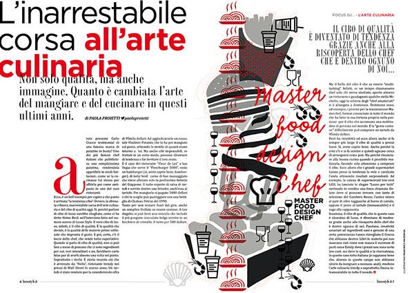 Francesco Mazzenga,Uomo&Manager,Lusso Style,illustrazioni,Design editoriale,Direzione artistica