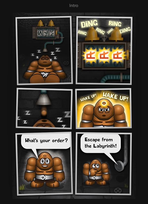 mobile game golem Quiz