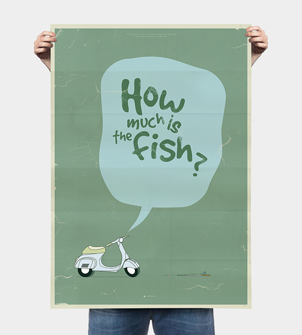 how much is the fish on behance