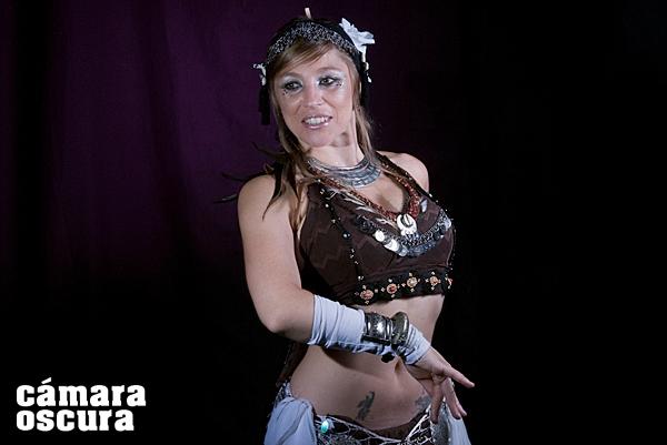 Tribal dance photo books