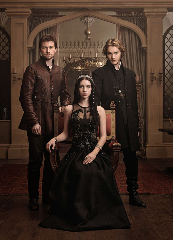 Reign tv Show Quotes Show on The cw Reign