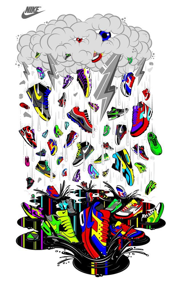 Jordan Shoe Wall Art