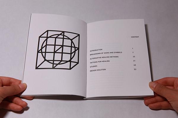graphic design thesis book