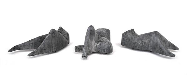 Zagara sculpture model female nude concept Concept Girls Soil of Adour dutch Dutch design durable Sustainable