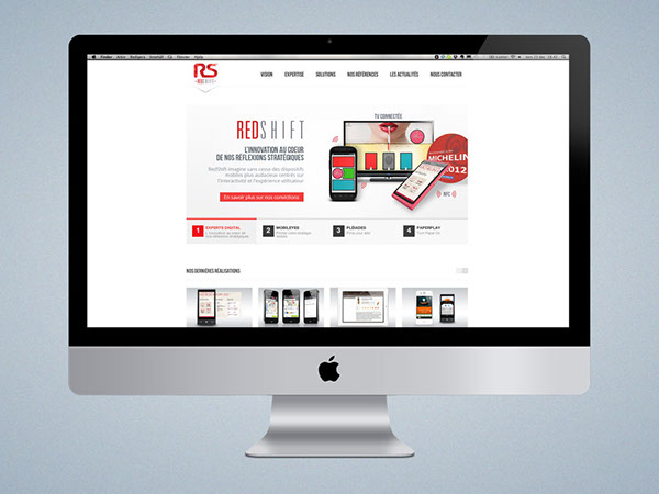 Responsive webdesign html5 css3 wordpress