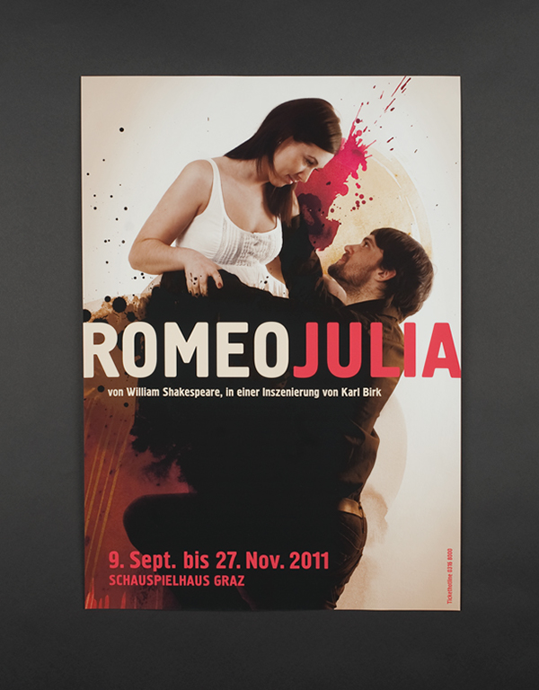 Romeo And Juliet On Behance